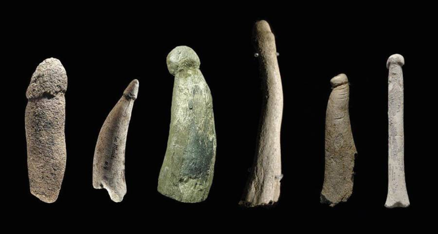 Think, that stoneage prehistoric dildo found in sweden above
