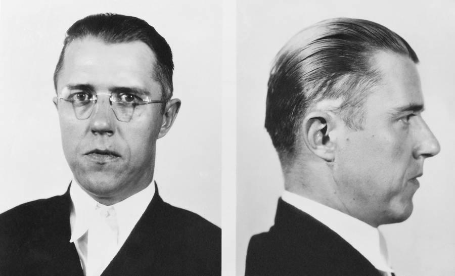 Alvin Karpis Gangster