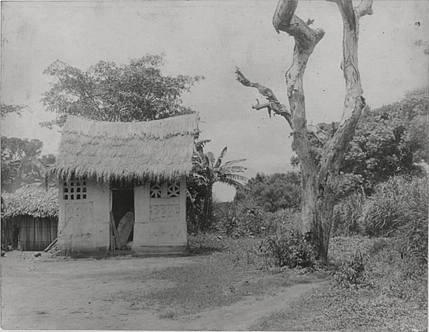 Ashanti Fetish Temple