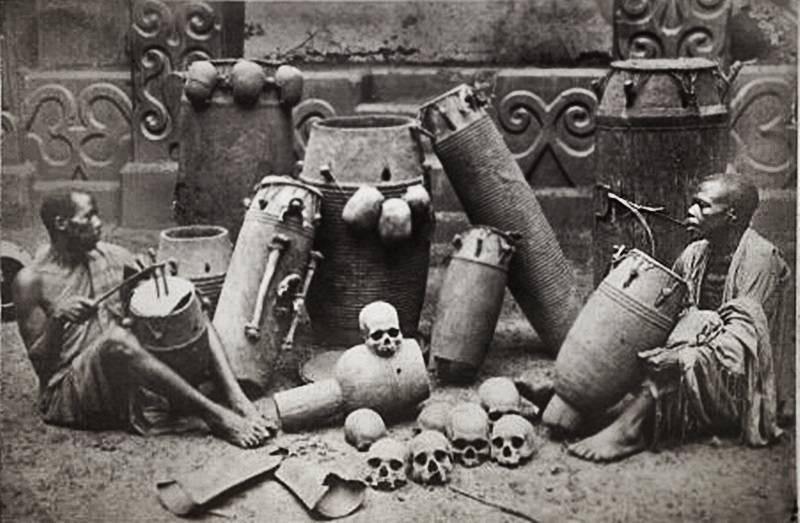 Ashanti War Drum