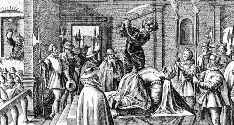queen mary execution ile ilgili görsel sonucu