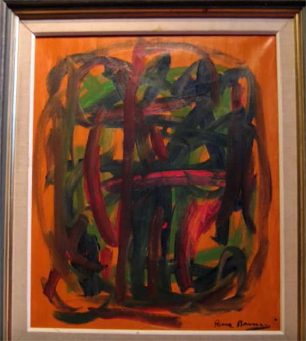 Pierre Brassau's Paintings