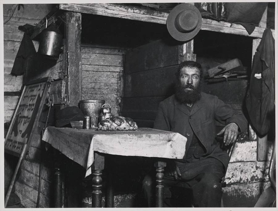 Cobbler In Coal Cellar