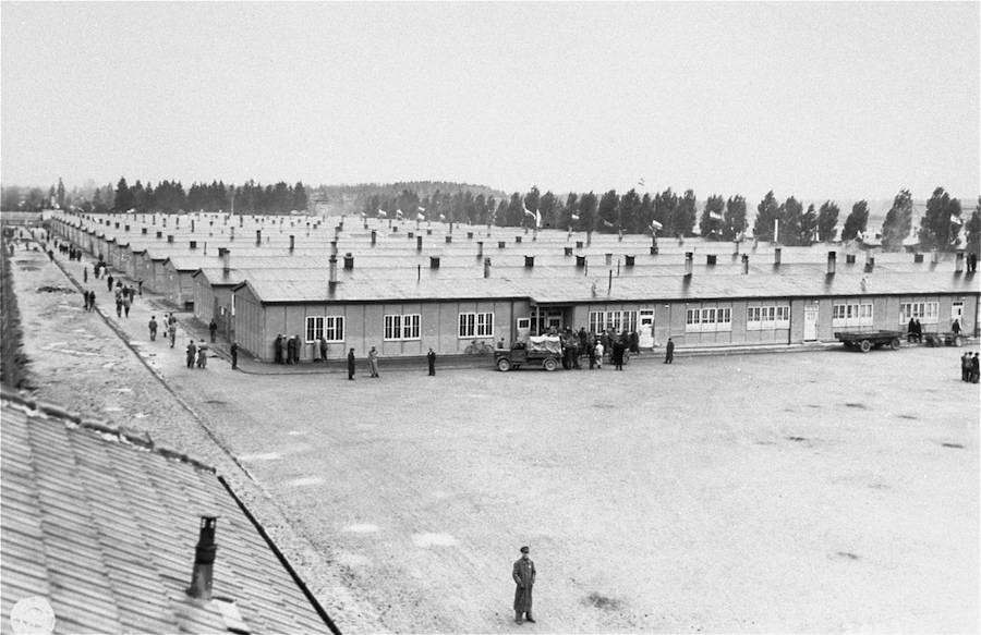 Dachau Prisoner Barracks