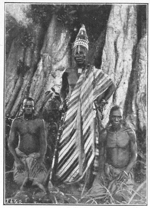 Dahomey Chef De Ketou