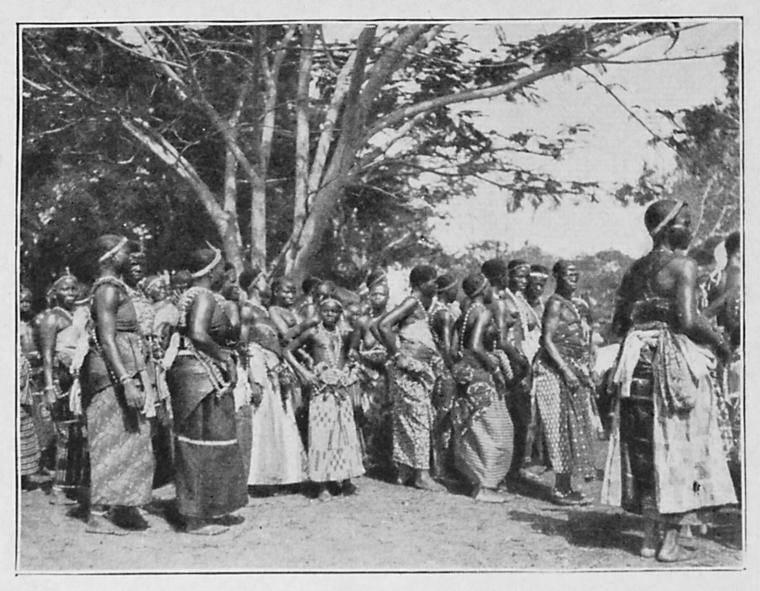 Dahomey Priests
