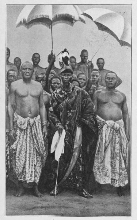 Dahomey Prince