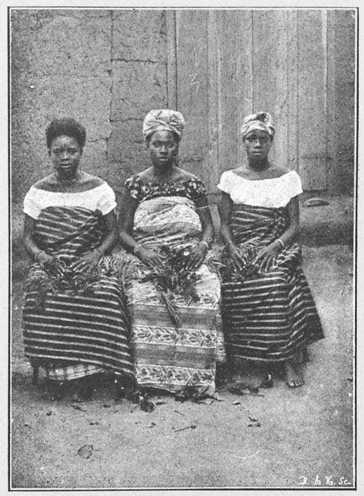 Dahomey Women