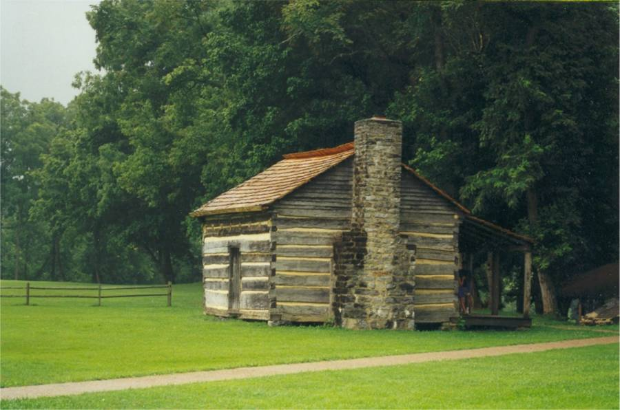 Birthplace Of David Crockett
