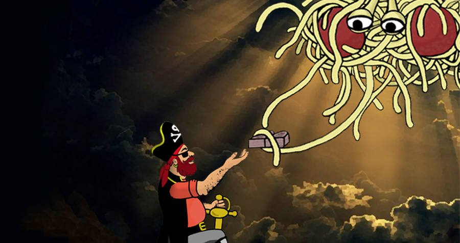 Flying Spaghetti Monster Commandments