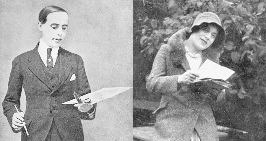 Einar Wegener And Lili Elbe