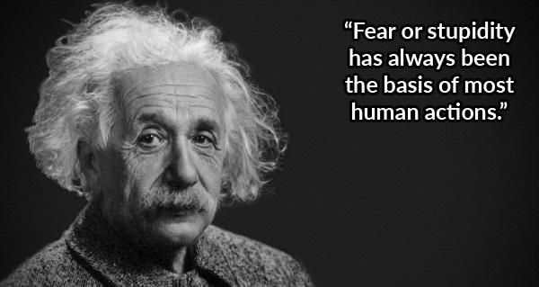 30 Albert Einstein Quotes Thatll Blow Your Mind Wide Open