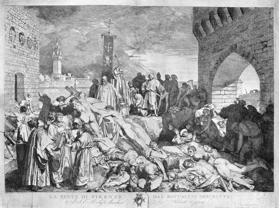 Europe Black Death