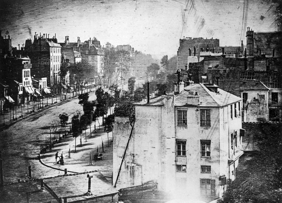 History Of Photography Daguerre