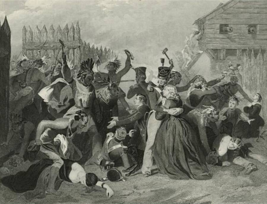 Fort Mims Massacre