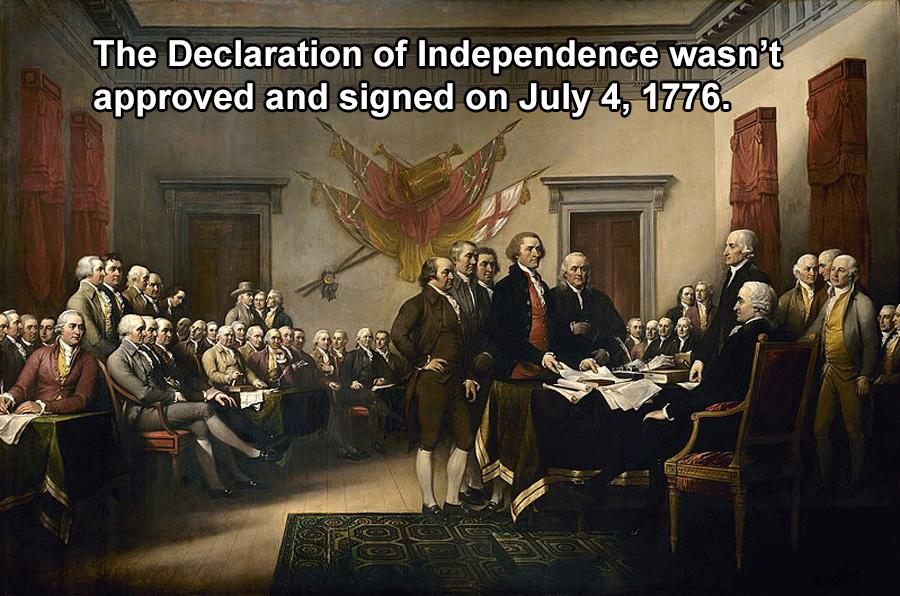 Freedom Signing
