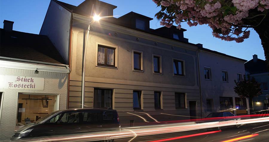 Josef Fritzl House