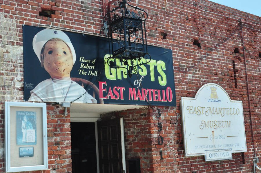 Ghosts Of East Martello