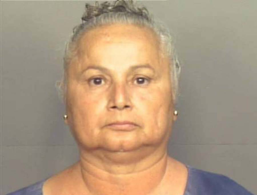 Griselda Blanco Mug Shot