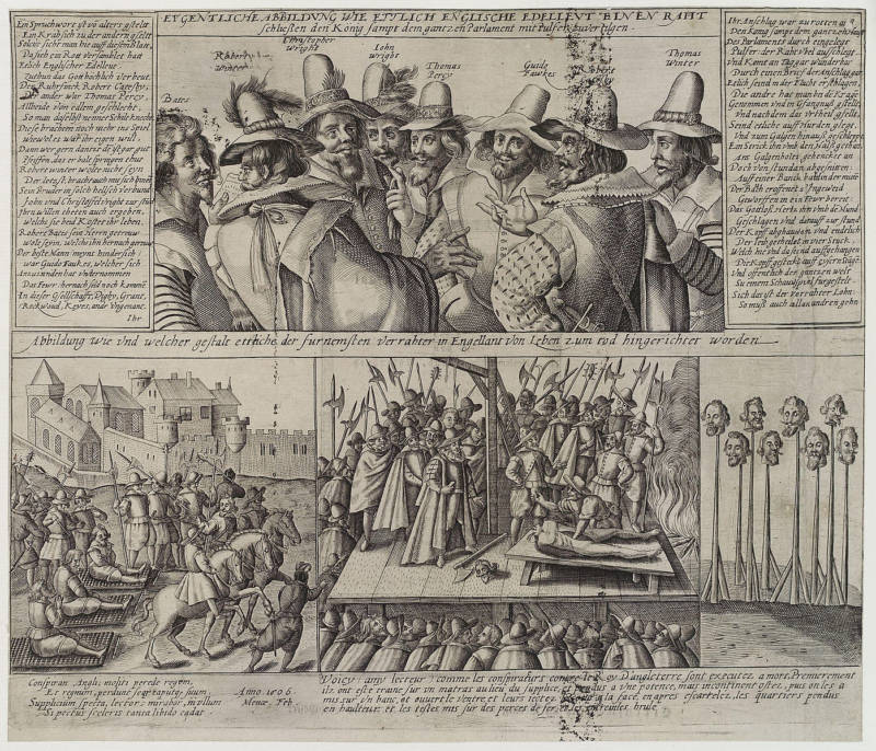 Guy Fawkes Execution