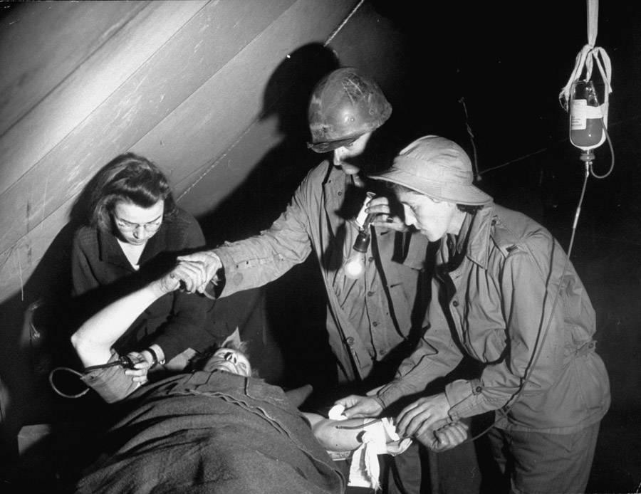 Army Nurses