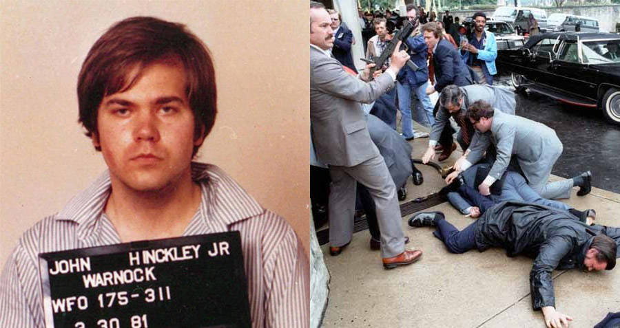 John Hinckley Jr. Presidential Assassins