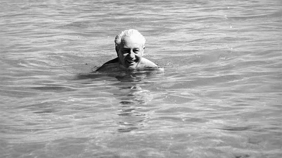 Harold Holt Swiming