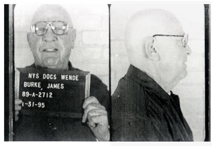 Jimmy Burke Mugshot