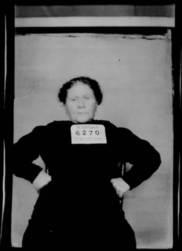 Jennie Lester Mugshot