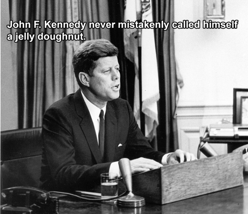 Jfk Sitting Down