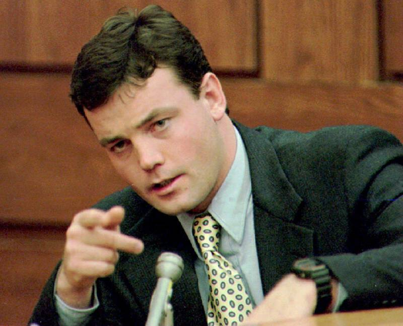 John Bobbitt During Trial