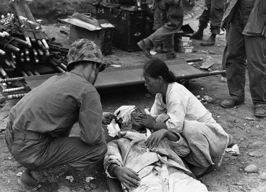 Korean War Medic