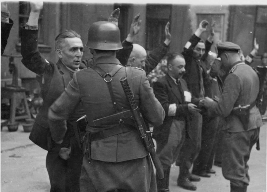Last Jews Deported