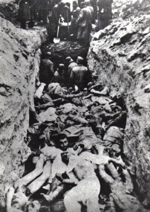Lenin Zhitkovichi Mass Grave