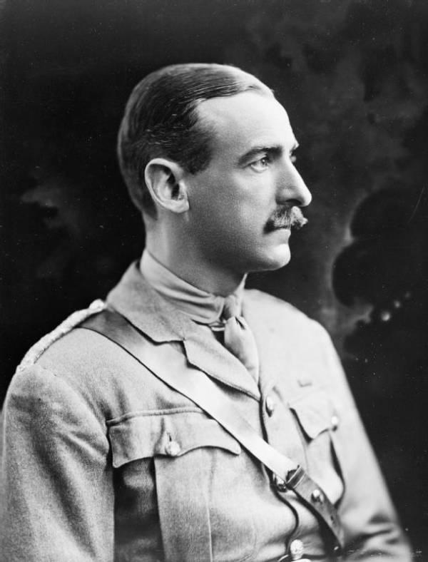 Lieutenant Colonel Carton De Wiart