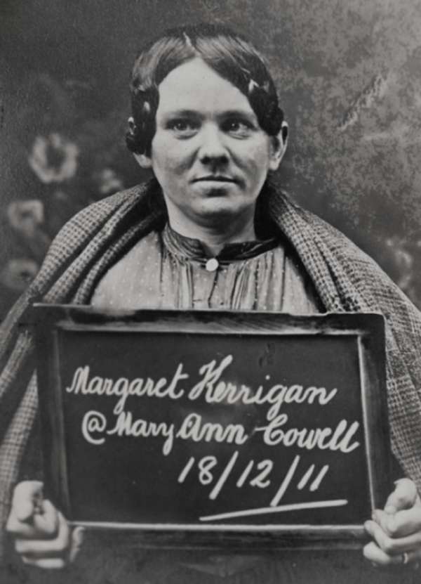 Margaret Kerrigan Mugshot