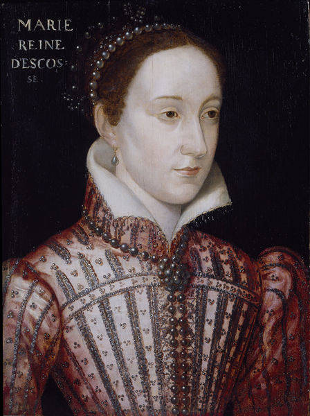 Mary Stuart In French Court