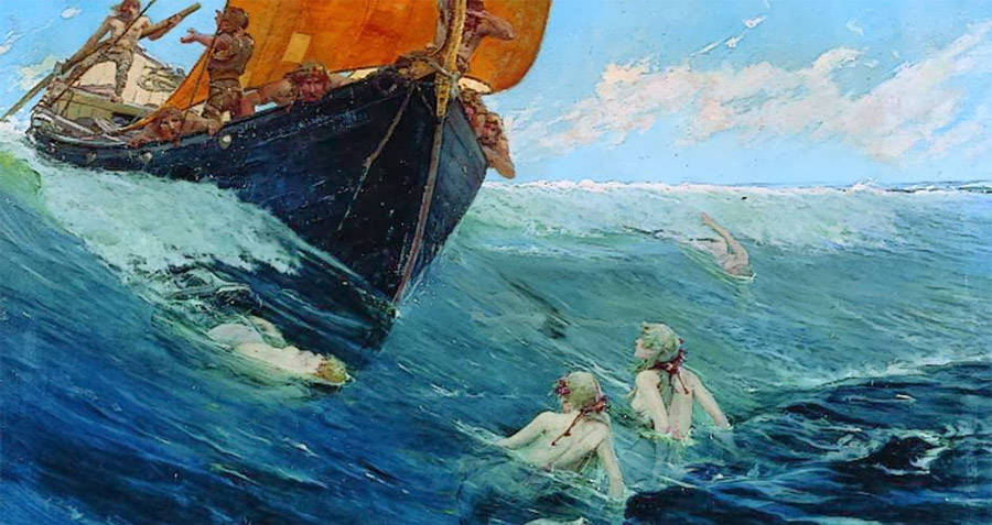 Three Historic Explorers Who Were Captivated By Mermaid ...
