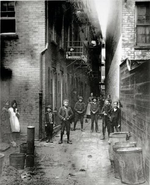 Mullen's Alley