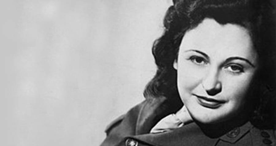 Nancy Wake During War
