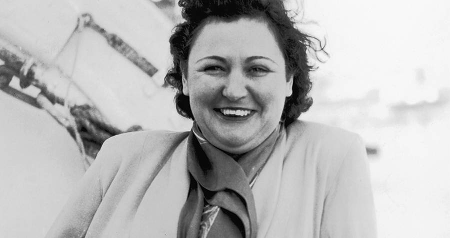 Nancy Wake After World War II
