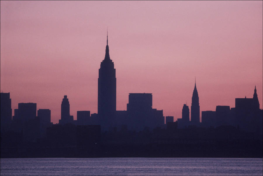 Skyline During Blackout