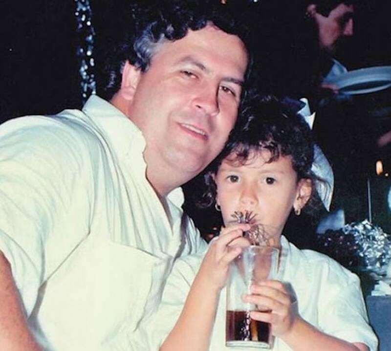 Pablo Escobar's Daughter