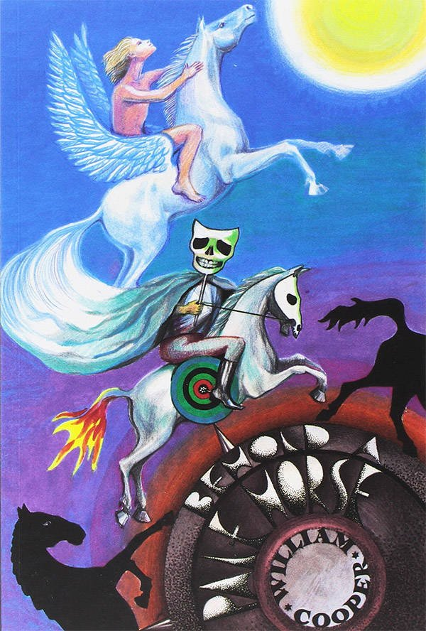 Behold A Pale Horse Book Cover