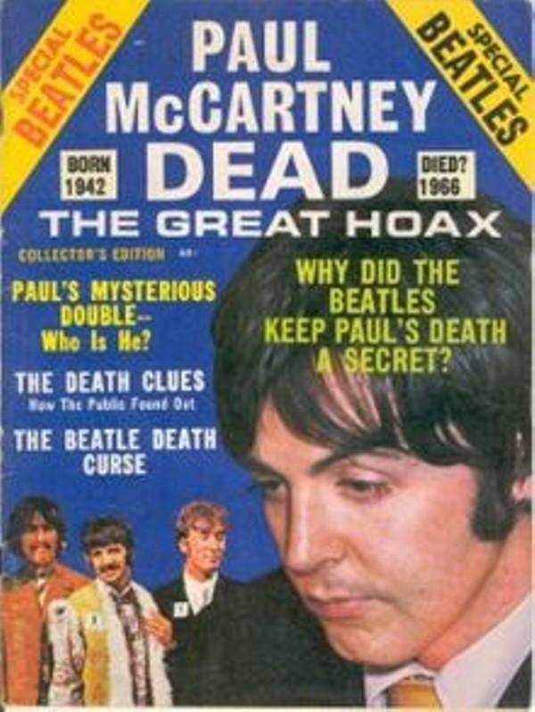 Paul Is Dead Magazine