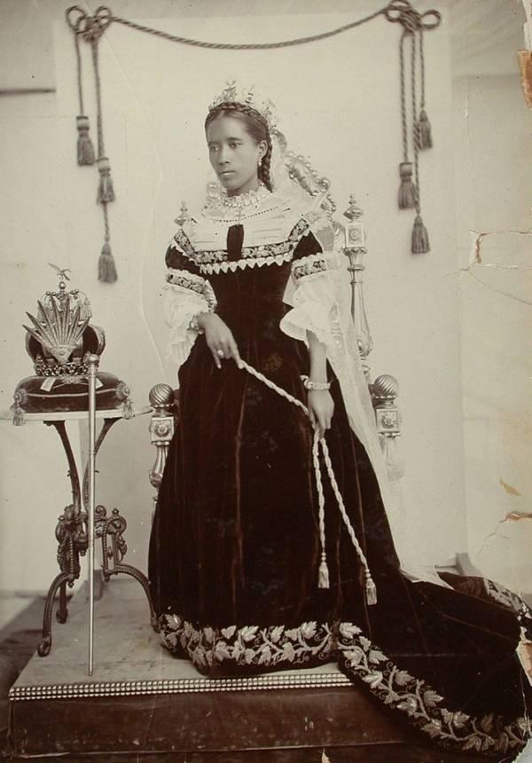 Queen Ranavalona African Kingdoms