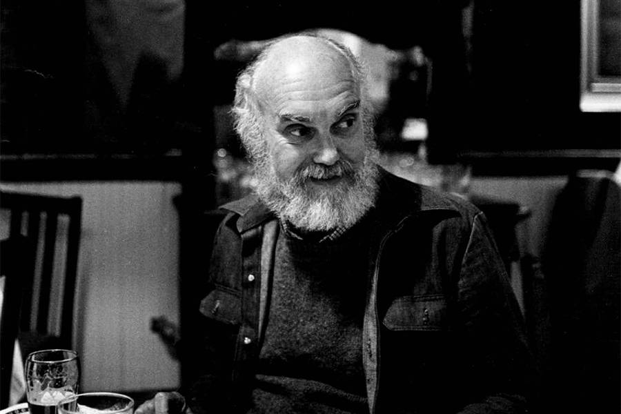 Ram Dass In The 1970s