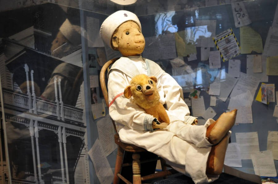 Robert The Doll In Florida