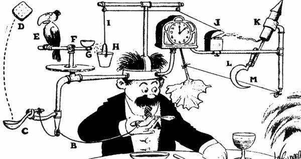 What Is A Rube Goldberg Machine And Who Was The Man Behind Them