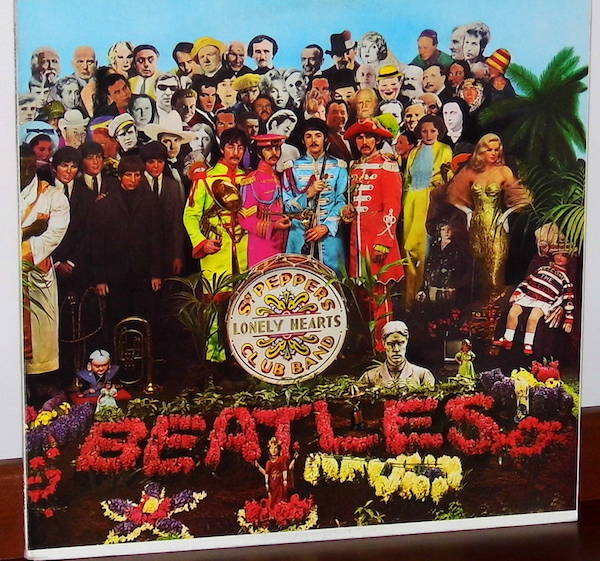 Sgt Peppers Lonely Hearts Club Band Beatles Album